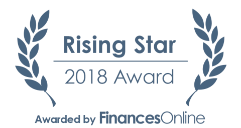 FinancesOnline 2018 Award
