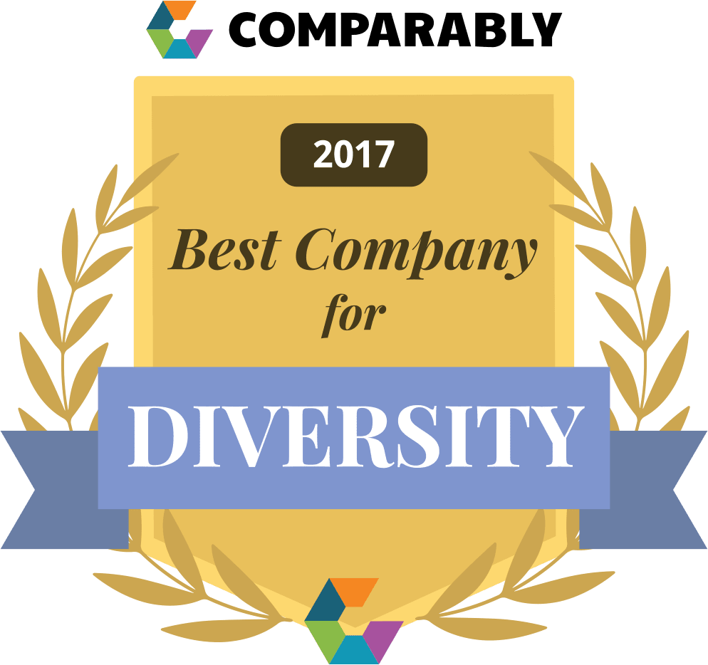 2017 Best Company for Diversity