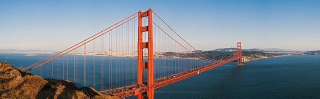 Califronia Golden Bridge