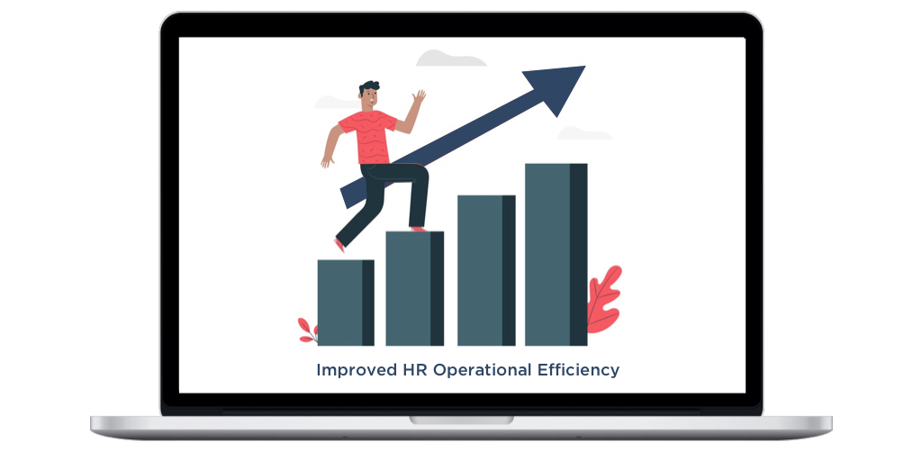 Improved HR Operational Efficiency
