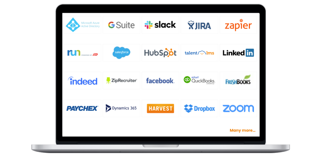 Integrates with your other business processes