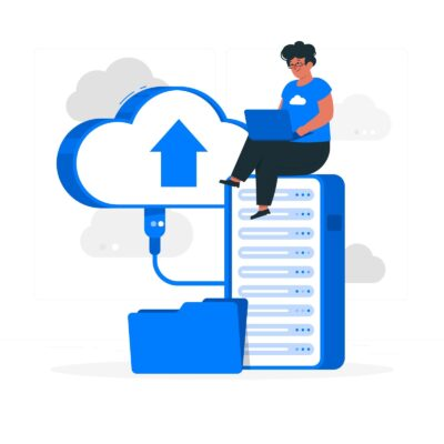 Documet to cloud BizMerlin